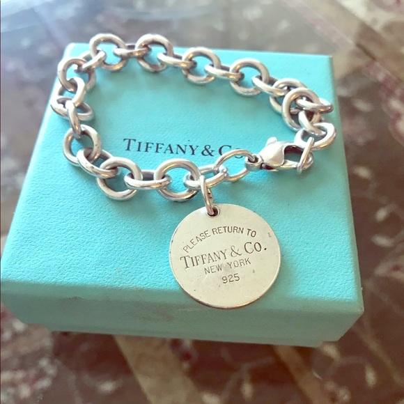 58e5e74257b5a Please Return To Tiffany & Co Ny Round Bracelet
